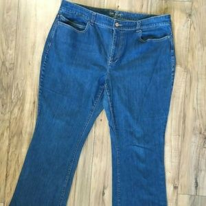 Old Navy Jeans - Old Navy The Flirt Womens Bootcut Jeans Size 18